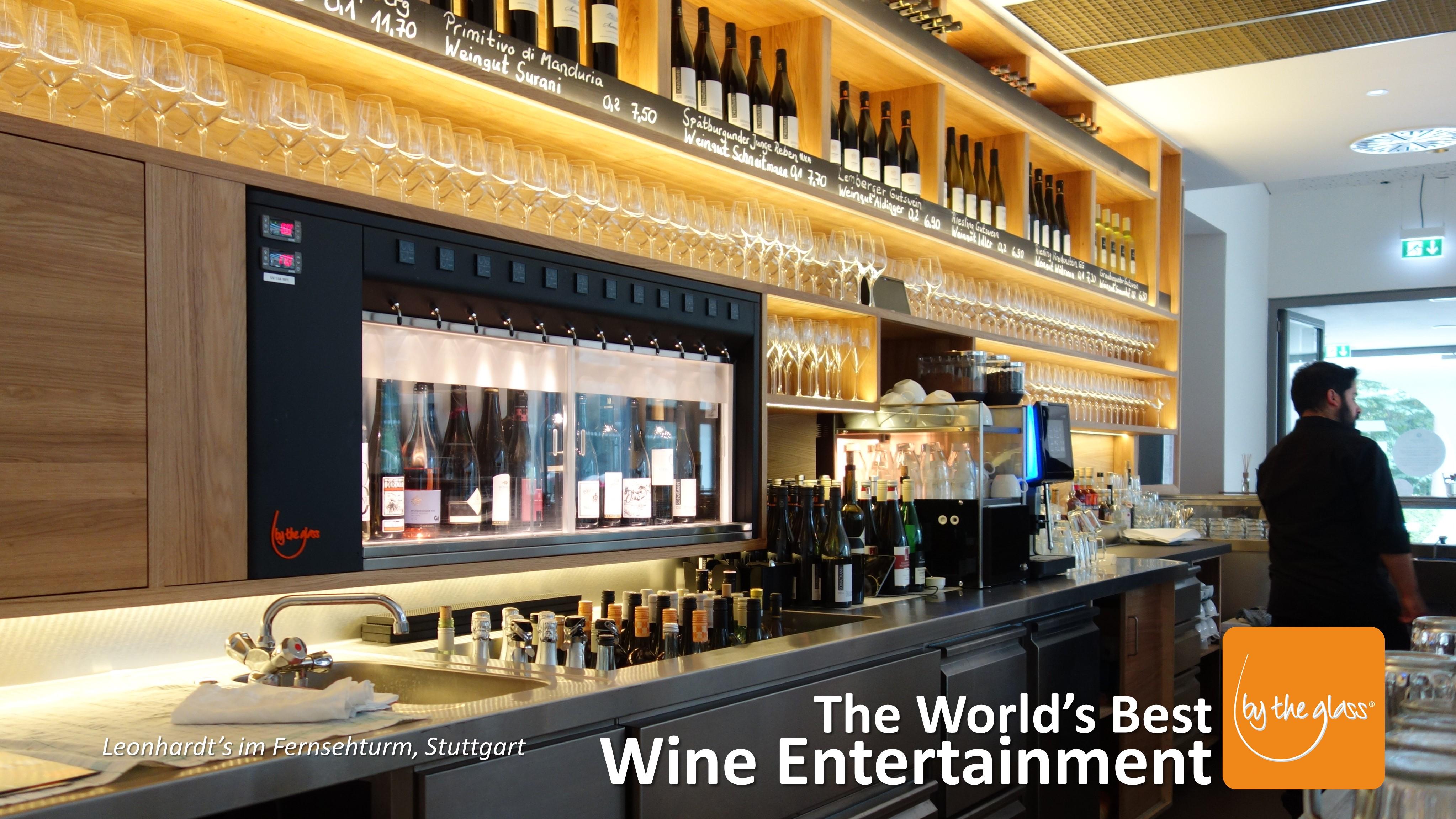 Leonhardt - Distributeur de vin au verre Sur-Mesure
