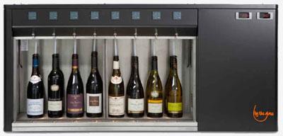 distributeur vin au verre mode`le standard