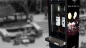 Distributeur de vin personnalisé pour Whoosah brand