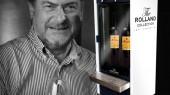 Distributeur de vin personnalisé pour Roland Collection