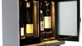 Solution de service de vin au verre