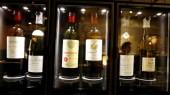 Distributeur de vin grand cru Petrus