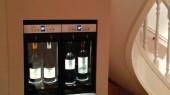 Distributeur de vin 4 bouteilles résidence privée
