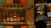 Distributeur de whisky chez Diageo
