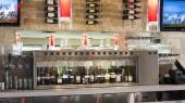 Service de vin au verre à 16 bouteilles