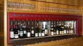 Système de vin au verre 20 bouteilles Hotel l'Europe Amsterdam