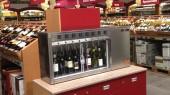 Système de vin au verre Metro Bulgarie