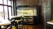 Distributeur de vin libre service Cigare lounge Suisse