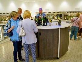 Calais Wine Superstore, France