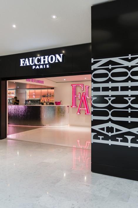 Fauchon, Aéroport de Paris CDG, France