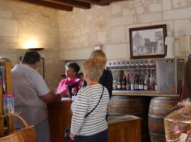 Maison des vins de Bourgueil, France