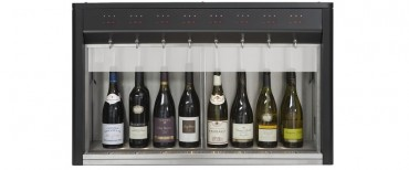 DISTRIBUTEUR COMPACT <br>GAMME COMPACT (8 bouteilles)