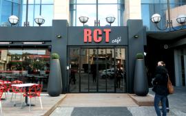 RCT Café, Toulon, France