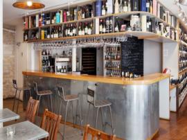 L'Ébéniste du vin, Paris