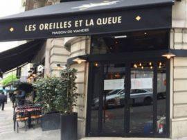 Les Oreilles et La Queue, Paris
