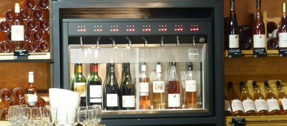 Gamme Compact - Distributeur de vin