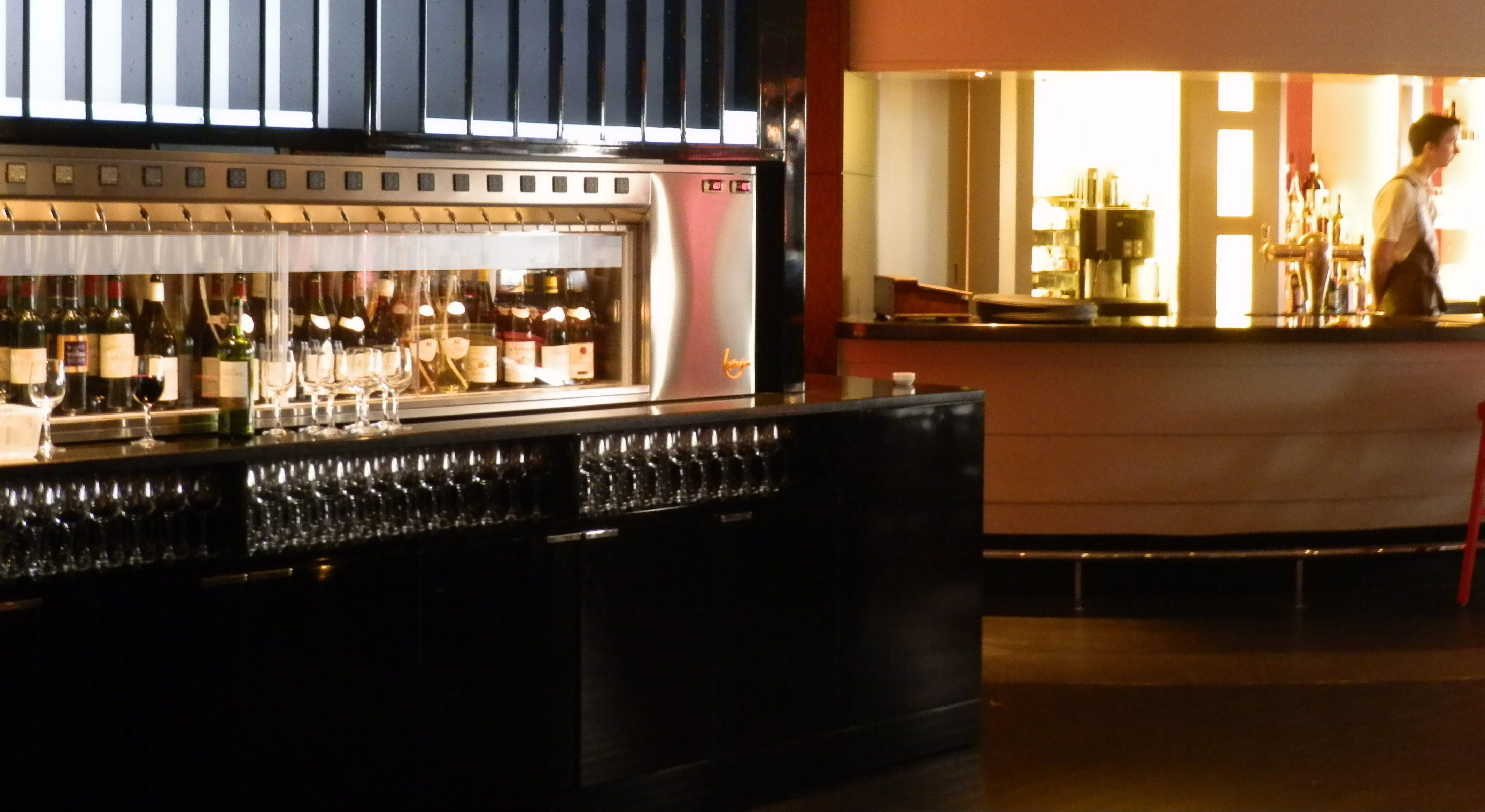 Distributeur de vin au verre modèle Sur-Mesure